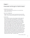 Freshwater and Drought on Pacific Islands (1.5 MB)