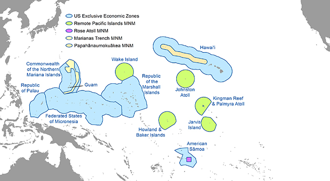 Hawai\'i and the US-Affiliated Pacific Islands – PIRCA