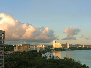"""Sunny day, Tumon Bay, Guam,"" ©Tata_aka_T 2007, used under a Creative Commons Attribution license"